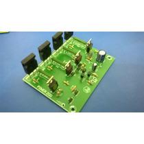 Placa Montada Amplificador 250w Rms Classe Ab - Frete Gratis
