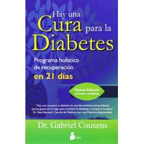 Hay Una Cura Para La Diabetes - Dr. Gabriel Cousens Pdf