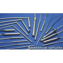 Resistencias Eléctricas Tipo Cartucho