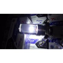 Lampada Farol Moto Led H4 3 X Mais Forte.39,90 Reais.só Aqui