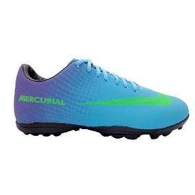Chuteira Society Nike Mercurial - Chuteiras Nike de Society para ... 297088a60973f