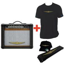 Amplificador Combo Guitarra Oneal Ocg 100f (preto) + Kit One