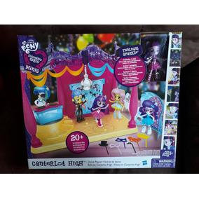 My Litte Pony . Baile En Canterlot High 20 Accesorios