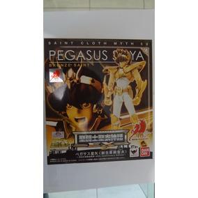 Cavaleiros Dos Zodíacos Cloth Myth Seiya Pegasus 40 Anos Ani