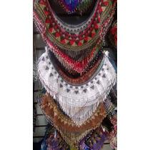 Hermosos Collares De Chaquira Artesanía Mexicana