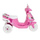 Moto De Princesa A Bateria 6v
