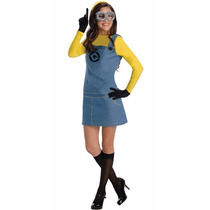 Disfraz Minion Mi Villano Favorito Para Mujer