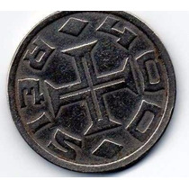 Moeda Antiga 400 Reis Vicentina 1932 Ref 407