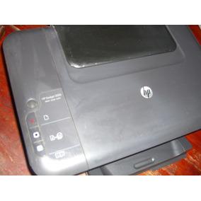 Impresora Hp Deskjet 2050 Todo-en-uno J510 Series