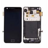 Display Lcd Touchscreen Samsung Galaxy S2 I9100 Preto Nova