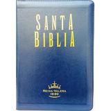 Biblia Reina Valera 1960 Para Estudio Letra Grande Y Cierre