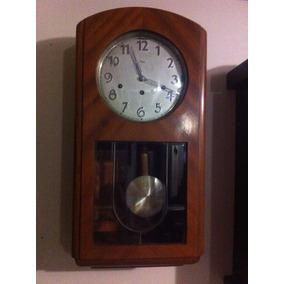 Reloj Antiguo De Pendulo Aleman Urgos