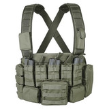 Chaleco Voodoo Tactical Tactical Chest Rig Color Verde