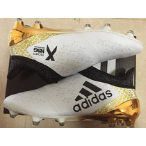 Chuteira Adidas X16+ Purechaos Campo Profissional