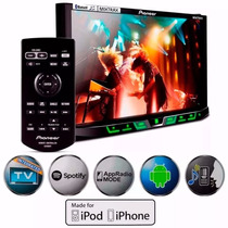 Dvd Pioneer Avh-x5880tv Moldura E Interface Corolla 2010