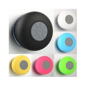Caixa Som Bluetooth Speaker Shower Prova Água Waterproof