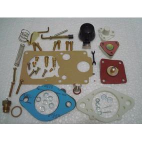 Kit Do Carburador Solex H40 Eis Fusca 1600