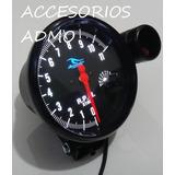 Tacometro Fondo Negro Shif Light Rpm Tuning Auto