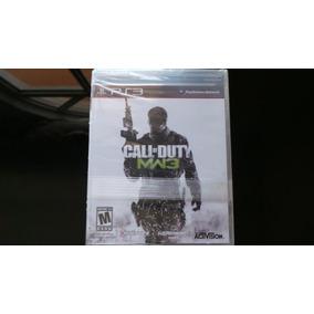 Call Of Duty Mw3 Ps3 Nuevo, Sellado
