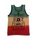 Regata Bob Marley Get Up Stand Up Cores Do Reggae