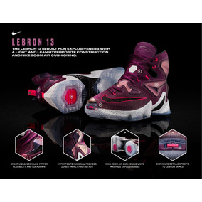Tênis Nike Lebron 13 100% Original Frete Gratis