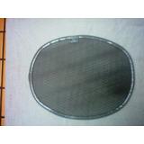 5 Telas Proteção Contra Entupimento Para Pia Inox Oval 40x32