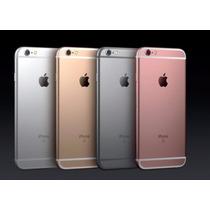 Celular Apple Iphone 6s 64gb 12 Meses Garantía.