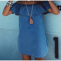 Vestidos Limonni Talego Mujer Moda Campesina Colores 034