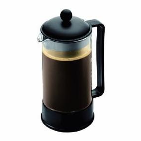 Bodum Brasil 8-copa Prensa Francesa Café 34 Onzas Negro
