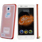 Alcatel Go Play 704 Blanco/naranja, 4g, Obsequio Parlante