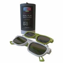 Par Óculos 3d Lg Dual Play Games Ag-f200dr Ag-f200 Original
