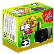 Oferta Bomba Agua Sumergible Mini Fuente 70cm 280 Lt