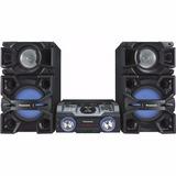 Parlantes Panasonic Sc-max4000 2400 Watts Rms