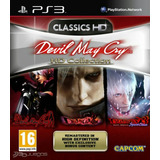 Devil May Cry Trilogy Hd - Digital Ps3