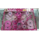 Juego De Té De Barbie