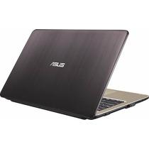 Notebook Asus X540sa Intel Dc 4gb Hdmi Tec Num + Funda Regal