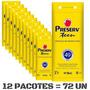Preserv Teen Display Fechado C/ 12 Pacotes X 6 = 72 Unidades
