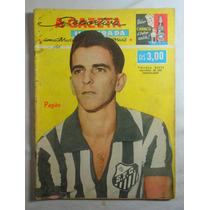 Revista A Gazeta Esportiva Ilustrada N°105 1958