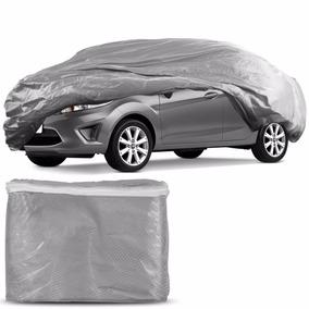 Capa Protetora Cobrir Carro G 100% Impermeável Com Forro
