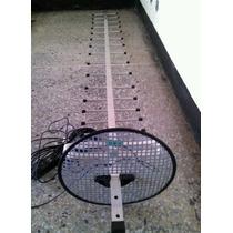 Antena Yagi 70db. Modem Celular Telefonia Fija (3 Metro)