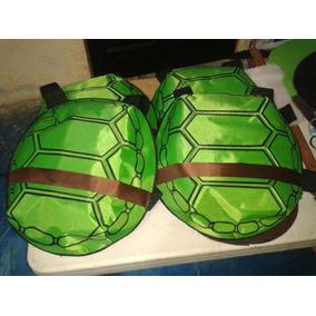 Caparazon -mochila De Tortuga Ninja