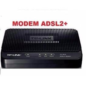 Modem Adsl Tp-link Td-8616 Internet Banda Ancha Tienda