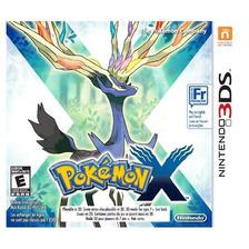 Videojuego Pokemon X Nintendo 3ds Gaming Gamer