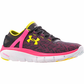 Tenis Atleticos Ua Speedform Fortis Mujer Under Armour Ua742