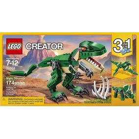 Lego 3x1 Creator Dinosauro 31058 *pode Retirar* 174 Peças