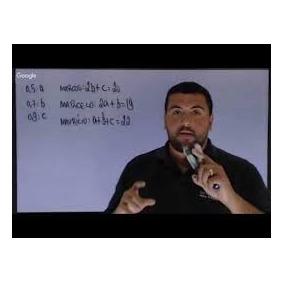 Curso De Matemática Completo Professores, Renato E Marcos