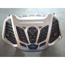 Comando De Radio C/ Moldura E Difusor De Ar Ford New Fiesta