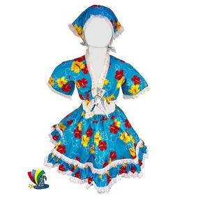 Disfraz Primavera Rumbera Carnaval Niña Talla 10
