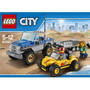 Lego City Dune Buggy Trailer - Vehiculos Y Figuras Bs 60082