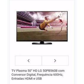 Tv Lg 50 Polegadas 50pb560b
